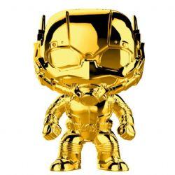 MARVEL -  POP! VINYL BOBBLE-HEAD OF ANT-MAN (GOLD) 384