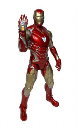 MARVEL SELECT -  IRON MAN MK85 (7 INCH) -  AVENGERS 4