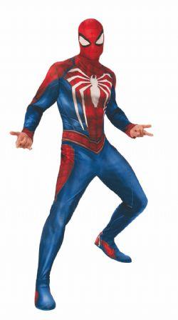 MARVEL -  SPIDER-MAN PS4 COSTUME (ADULT) -  GAMER VERSE