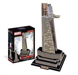 MARVEL -  STARK TOWER (63 PIECES)