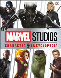 MARVEL STUDIOS -  CHARACTER ENCYCLOPEDIA