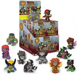 MARVEL ZOMBIES -  BOBBLE-HEAD MYSTERY MINIS MARVEL ZOMBIES SURPRISE