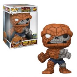 MARVEL ZOMBIES -  POP! VINYL BOBBLE-HEAD OF ZOMBIE THE THING (10 INCH) 665