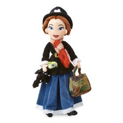 MARY POPPINS -  MARY POPPINS PLUSH DOLL (20