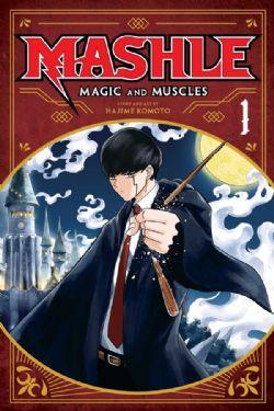 MASHLE: MAGIC AND MUSCLES -  (ENGLISH V.) 01