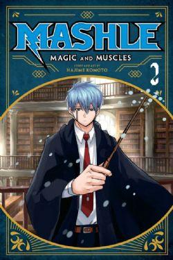 MASHLE: MAGIC AND MUSCLES -  (ENGLISH V.) 02