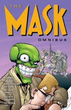 MASK, THE -  OMNIBUS TP 02