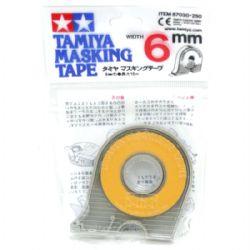 MASKING TAPE -  MASKING TAPE 6 MM (18M)