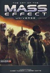 MASS EFFECT -  ART OF THE MASS EFFECT UNIVERSE