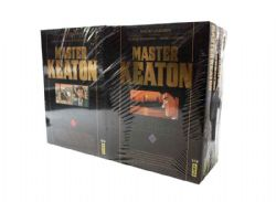 MASTER KEATON -  USED BOOK - BUNDLE 1 TO 10 - INTÉGRALE DE LUXE (FRENCH)