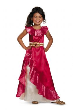 (MASTER)ELENA OF AVALOR -  ELENA COSTUME (CHILD) - CLASSIC -  DISNEY'S PRINCESSES