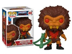 MASTERS OF THE UNIVERSE -  POP! VINYL FIGURE OF GRIZZLOR (4 INCH) -  RETRO TOYS 40