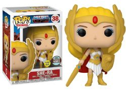 MASTERS OF THE UNIVERSE -  POP! VINYL FIGURE OF SHE-RA (SPECIALTY SERIES) (4 INCH) -  RETRO TOYS 38