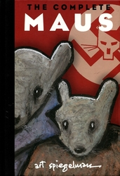 MAUS -  THE COMPLETE MAUS HC