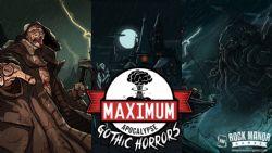 MAXIMUM APOCALYPSE -  GOTHIC HORRORS (ENGLISH)