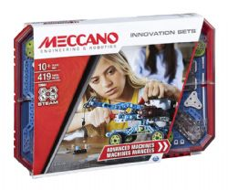 MECCANO -  ADVANCED MACHINES - INNOVATION SETS 19603