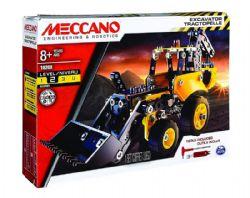 MECCANO -  EXCAVATOR 18208