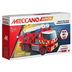 MECCANO JUNIOR -  RESCUE FIRETRUCK 20107