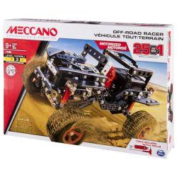 MECCANO -  MOTORIZED OFF-ROAD RACER - 25 EN 1 17204