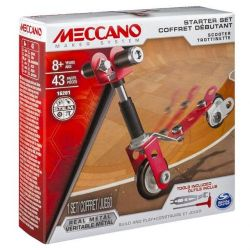 MECCANO -  SCOOTER - STARTER SET (42 PIECES) 16201