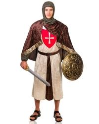 MEDIEVAL -  CRUSADER COSTUME (ADULT) -  KNIGHTS