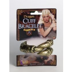 MEDIEVAL -  DRAGON CUFF BRACELET