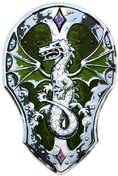 MEDIEVAL -  DRAGON SHIELD (18