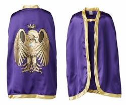 MEDIEVAL -  EAGLE CAPE (CHILD) -  KNIGHTS