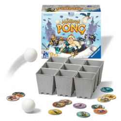 MEDIEVAL PONG (FRENCH)