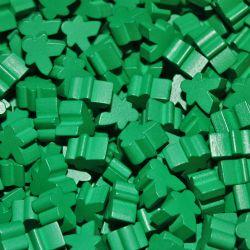 MEEPLE 25-PACK -  GREEN