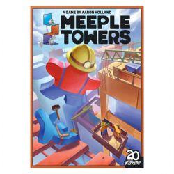 MEEPLE TOWERS (ENGLISH)
