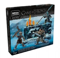 MEGA CONSTRUX -  BATTLE BEYOND THE WALL (176 PIECES) -  GAME OF THRONES