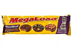 MEGALOAD -  3 CARAMEL CUPS WITH TOPPINGS (2.5 OZ)