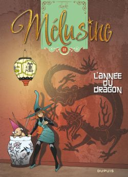 MELUSINE -  L'ANNEE DU DRAGON 25