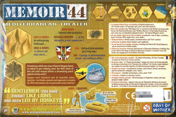 MEMOIR '44 -  MEDITERRANEAN THEATER (MULTILINGUAL)