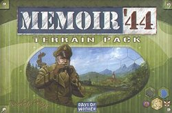 MEMOIR '44 -  TERRAIN PACK (ENGLISH)