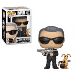 MEN IN BLACK -  POP! VINYL FIGURE OF AGENT K & NEEBLE (4 INCH) 716