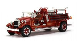 MERCEDES-BENZ -  1932 BUFFALO TYPE 50 FIRE ENGINE RED 1/43