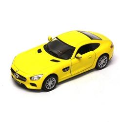 MERCEDES-BENZ -  AMG GT 1/36 - YELLOW