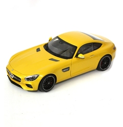 MERCEDES-BENZ -  AMG GT S 1/18 - YELLOW
