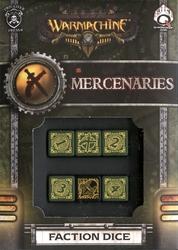 MERCENARIES -  FACTION DICE