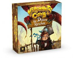 MERCHANTS COVE -  THE DRAGON RANCHER (ENGLISH)
