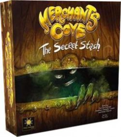MERCHANTS COVE -  THE SECRET STASH (ENGLISH)