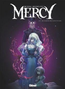 MERCY -  DES CHASSEURS, DES FLEURS ET DU SANG 02