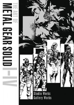 METAL GEAR SOLID -  ART OF METAL GEAR SOLID I-IV HC
