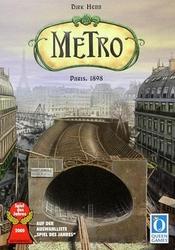 METRO -  CORE GAME - METRO (MULTILINGUAL)