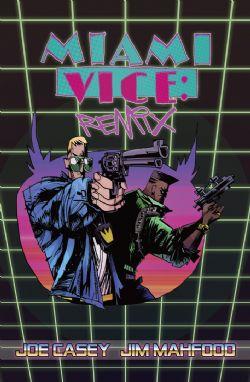 MIAMI VICE -  MIAMI VICE REMIX TP 01