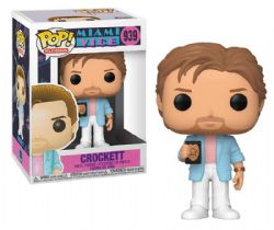 MIAMI VICE -  POP! VINYL FIGURE OF CROCKETT (4 INCH) 939