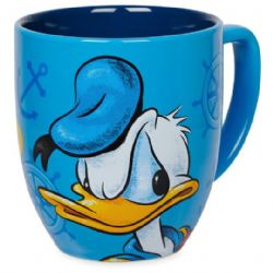 MICKEY AND FRIENDS -  ANGRY DONALD MUG - DONALD