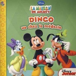 MICKEY AND FRIENDS -  LA MAISON DE MICKEY: DINGO VA CHEZ LE MEDECIN